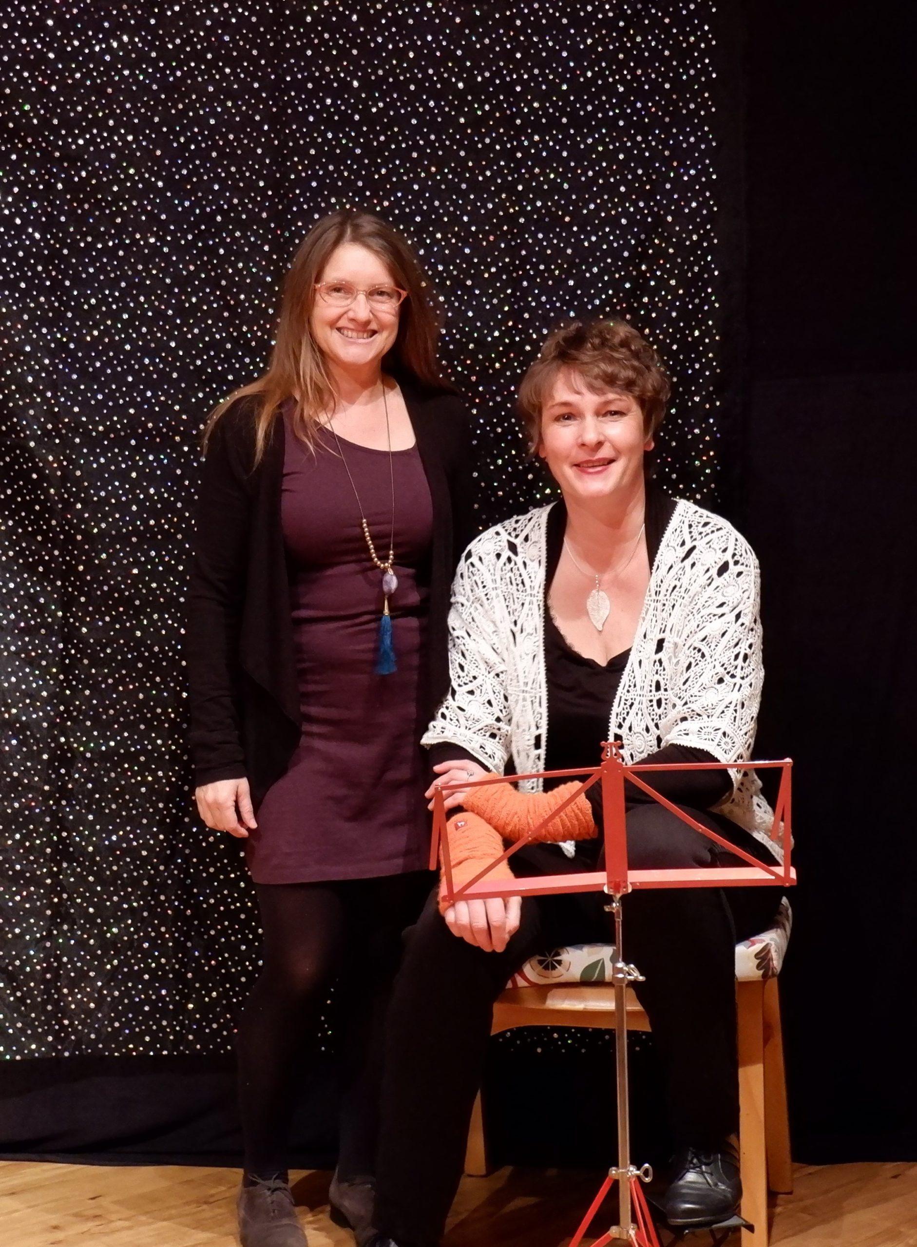 Foto Martina Mendler, Annette Schmidt